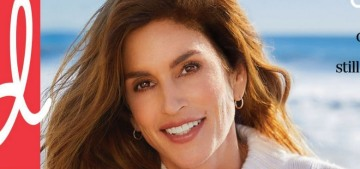 Cindy Crawford on her film debut in 'Fair Game': 'I should have said no'