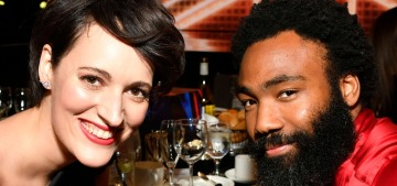 Phoebe Waller-Bridge & Donald Glover in a 'Mr. & Mrs. Smith' series: meh or yay?