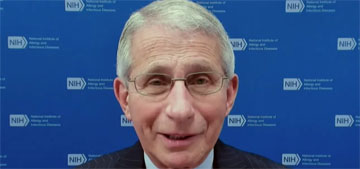 Dr. Fauci: By April it should be 'open season' for people to get vaccinated