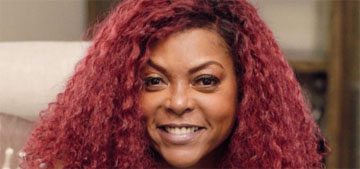 Taraji P. Henson: 'Hair holds energy. 2020, I had to cut her out'