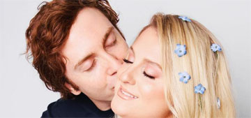Meghan Trainor and Daryl Sabara welcomed son Riley and posted cute photos