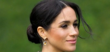 VF: Duchess Meghan is 'unlikely' to discuss the details around the Sussexit