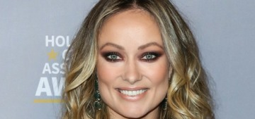 Olivia Wilde praises Harry Styles for playing a supporting role in a female-led film