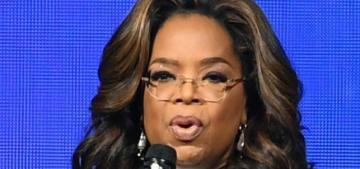 British royal reporters need to stop slandering Oprah Winfrey, my goodness