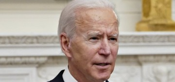 Joe Biden goes to bed early, reads letters from Americans & likes a good fire