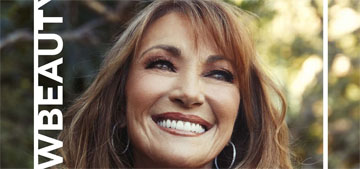 Jane Seymour: 'having good skin is really the secret to not aging your face'