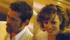 Brad & Angelina fight about Rachel McAdams