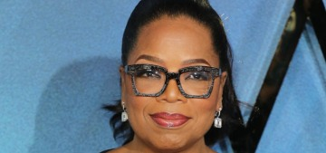 Oprah Winfrey 'courted' Prince Harry & Meghan for three years to get this interview