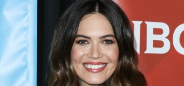 Mandy Moore: A publication canceled an interview when I wouldn't rehash my abuse