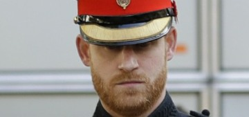 Prince Harry will be 'banned' from wearing his military dress uniforms, wow