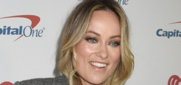 Olivia Wilde & Harry Styles were living together in LA & will soon head to England