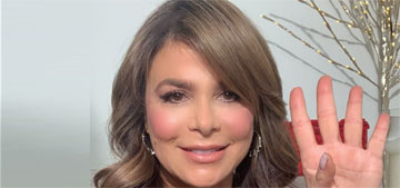 Paula Abdul stretches twice a day: 'Stretching is a form of meditation'