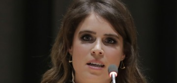 Princess Eugenie is 'doing really well' after her C-section due to scoliosis