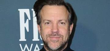 Jason Sudeikis's current love life resembles a future plotline for 'Ted Lasso'