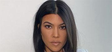 Kourtney Kardashian and Travis Barker are Instagram official