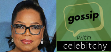 'Gossip With Celebitchy' Podcast #83: Will the Sussexes spill tea to Oprah?