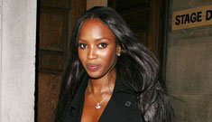 Someone Get Naomi Campbell a Muzzle