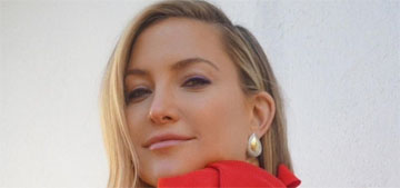 Kate Hudson's ex took his records when they split, left all his other stuff