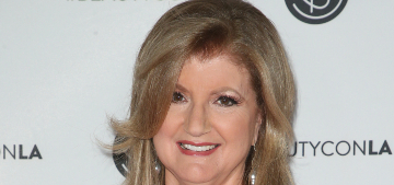 Ariana Huffington: 'This she-cession threatens to roll back' women's gains
