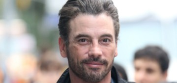 Skeet Ulrich, 51, is dating his former 'Riverdale' costar, 31-year-old Lucy Hale