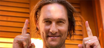 Matthew McConaughey's jk livin' foundation to hold virtual benefit for Texans