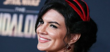 Gina Carano: Being cancelled is 'one of the hardest things that you've ever been through'