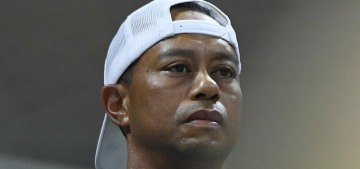 Tiger Woods sustains significant injuries during a really awful SUV crash