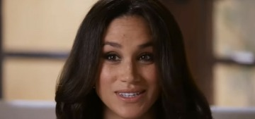 Is Duchess Meghan wearing clip-in extensions in the Sussexes' Spotify clip?