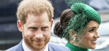 In the Oprah interview, the Sussexes will be 'very candid' about their mental health