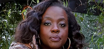Viola Davis: 'A huge deficit and discrepancy is still out there for artists of color'