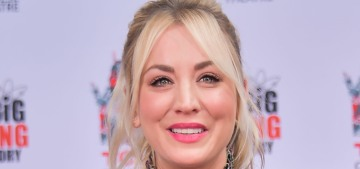 Kaley Cuoco on her 'newcomer' status: 'Was I able to reinvent myself overnight?'