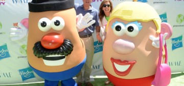 Hasbro is de-gendering Mr. Potato Head, the toy will be offered as simply 'Potato Head'