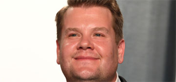 James Corden has lost 16 pounds on WW, says his high was 280 pounds