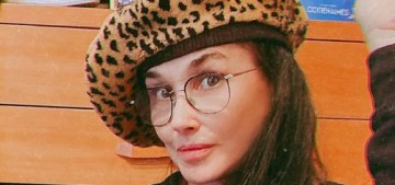 Demi Moore sort of looks back to normal after her altered Fendi runway appearance