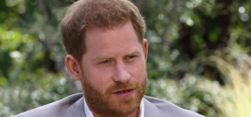 CBS drops two teasers for Oprah's interview with Prince Harry & Meghan