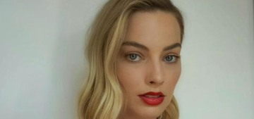 Margot Robbie & Andra Day wore Chanel for the Golden Globes: stunning?