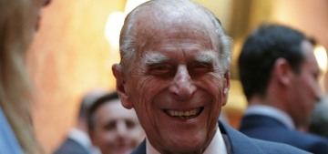 Prince Philip could stay in the hospital for another six weeks & you know who to blame