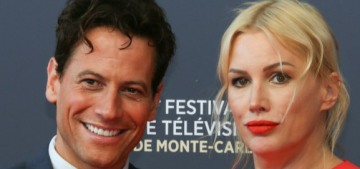 Ioan Gruffudd has filed for divorce from his wife of 13 years, Alice Evans