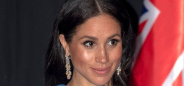 The curious case of the Duchess of Sussex's 'borrowed' Saudi earrings