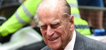 The Windsors' 'focus is solely on Prince Philip,' except they're focused on other people