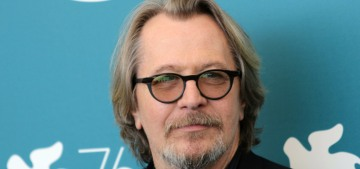 Gary Oldman on his alcoholism: 'I used to sweat vodka, my tongue would be black'