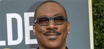 Eddie Murphy: Oprah didn't know I was the old barbershop dude in Coming to America