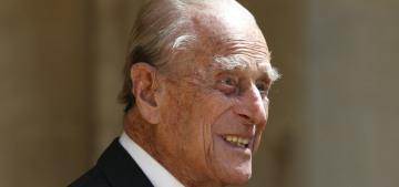 Prince Philip had a 'successful procedure for a pre-existing heart condition'