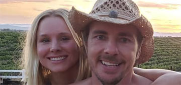 Kristen Bell and Dax Shepard are going to host a game show produced by Ellen