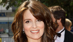 Tina Fey wins an Emmy for her Sarah Palin parody