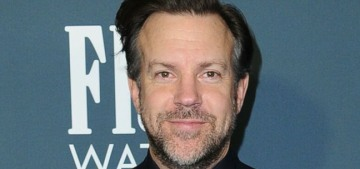 """""""Jason Sudeikis is committed to sleeping his way through heart break"""" links"""