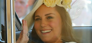 Duchess Kate made Meghan cry at a bridesmaid fitting before the wedding