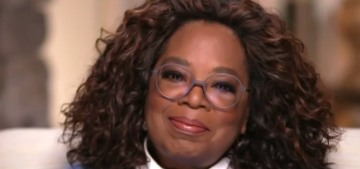 Oprah adds to the blind item about which royal spoke about Archie's skin color