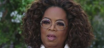 The Oprah interview's viewership was bigger than the Globes & Emmys combined