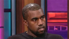 Kanye West gives genuine apology on Jay Leno's premiere show